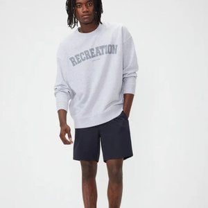 "Outdoor Voices Rectrek Shorts 5"" Black"